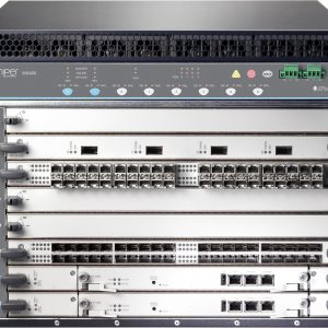 JUNIPER: MX480 3D UNIVERSAL EDGE ROUTER