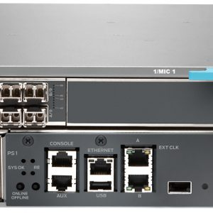 JUNIPER: MX5 3D UNIVERSAL EDGE ROUTER
