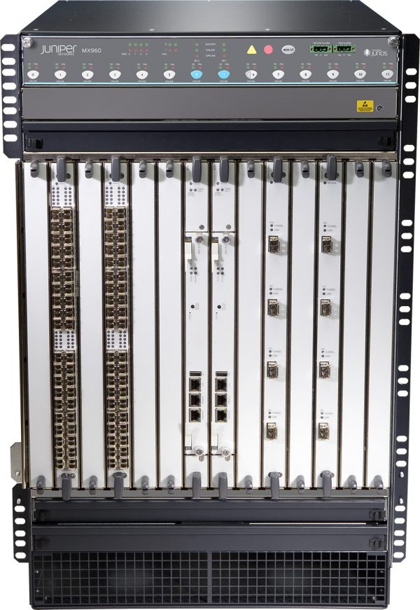 JUNIPER: MX960 3D UNIVERSAL EDGE ROUTER