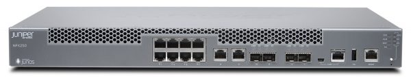 JUNIPER: NFX250 NETWORK SERVICES PLATFORM